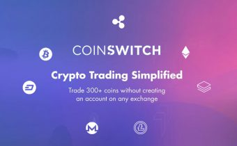 COINSWITCH Cryptocurrency Exchange, The Simplest Trading at the Best Price!
