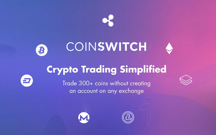 COINSWITCH Cryptocurrency Exchange 2020