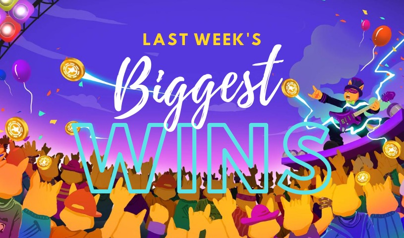 casino roobet games last week biggest wins in slot machines