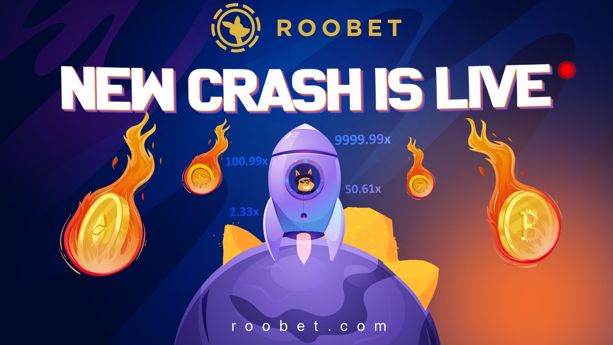Roobet Crash Predictor, Claim Your Rewards & Giveaway 2021