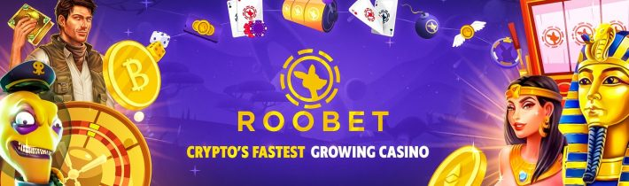 ROOBET Promo Code, Bonuses and Free Rewards in 2020